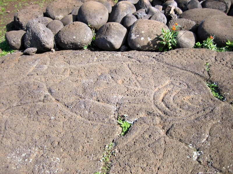 Ahu-Tongariki-4-Petroglyph