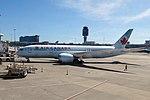 Air Canada, Boeing 787-8 Dreamliner, C-GHPX - YVR (21740986134).jpg