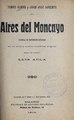 Aires del moncayo - zarzuela de costumbres baturras en un acto y cuatro cuadros (IA airesdelmoncayoz00aula).pdf