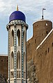 Al Mirani Fort & Minaret of the Al Khor Mosque - Old Muscat.jpg