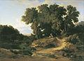 Albert Żamett - Italian landscape 1853.jpg