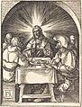 Albrecht Dürer - Christ in Emmaus (NGA 1943.3.3664).jpg