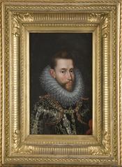Portrait of Albrekt, 1559-1621