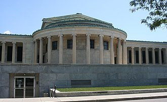 Albright–Knox Art Gallery - Image: Albright Knox Art Gallery 1