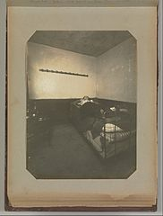 Album of Paris Crime Scenes - Attributed to Alphonse Bertillon. DP263702.jpg