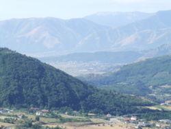 Alburni e Vallo di Diano visti da Caggiano 04.JPG