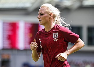 Alex Greenwood English footballer