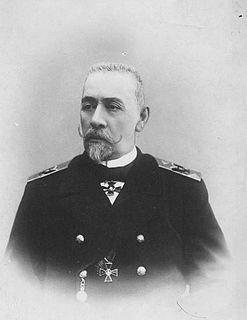 Aleksei Birilev Russian admiral