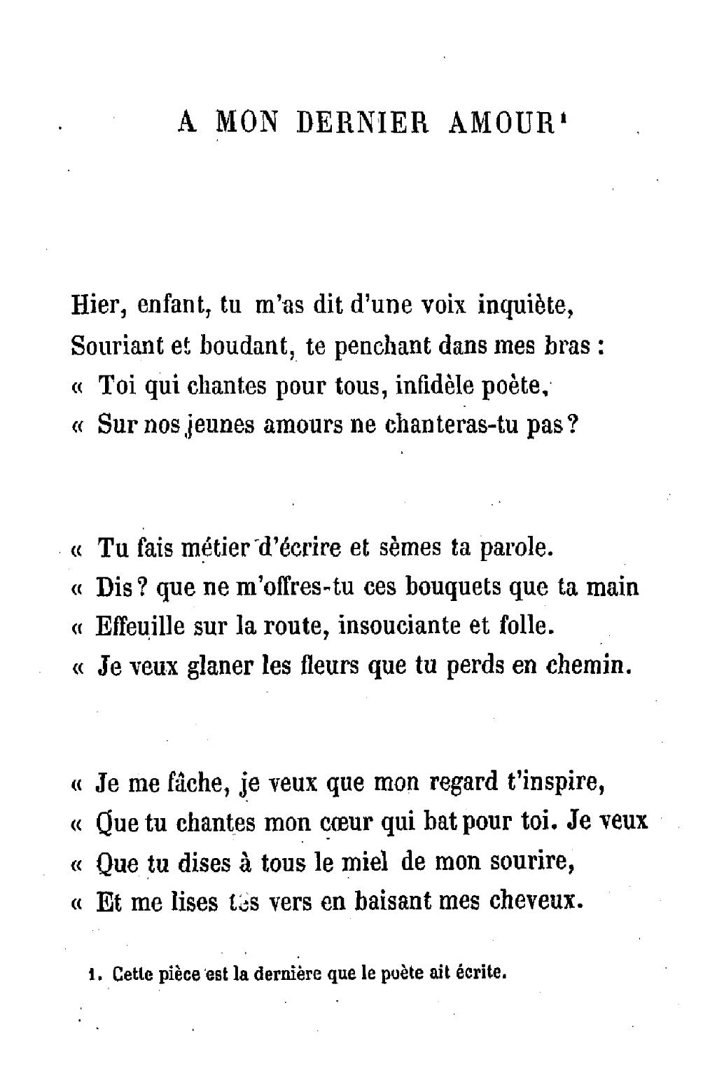 Pagealexis émile Zola Notes Dun Ami Charpentier 1882