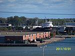 Algoma Provider, moored in Toronto 2011-10-01 -a.jpg