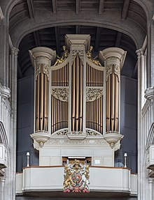 St Mary Moorfields - WikiVisually