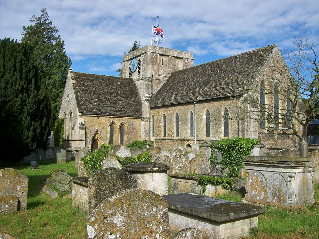 All Saints, Faringdon 2