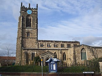 Pocklington - All Saints' Church