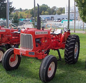 Fiatallis wikivisually allis chalmers d series 1966 d 12 series ii fandeluxe Gallery