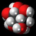 Allo-Inositol molecule spacefill.png