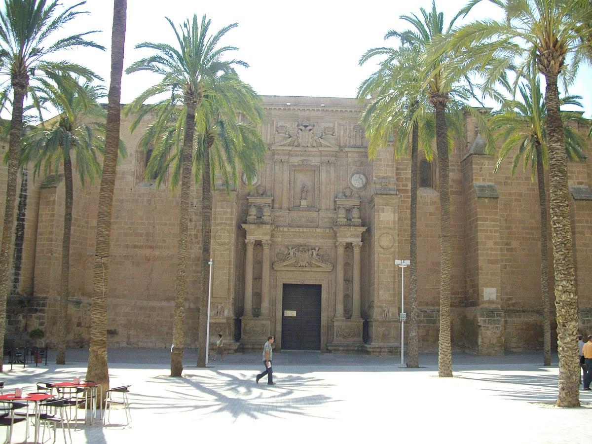 Catedral de la Encarnación de Almería - Wikipedia, la enciclopedia libre