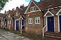 Almshouses, Castle St. Farnham. - geograph.org.uk - 1763620.jpg