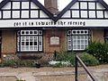 Almshouses opposite Ickburgh Church - geograph.org.uk - 822837.jpg