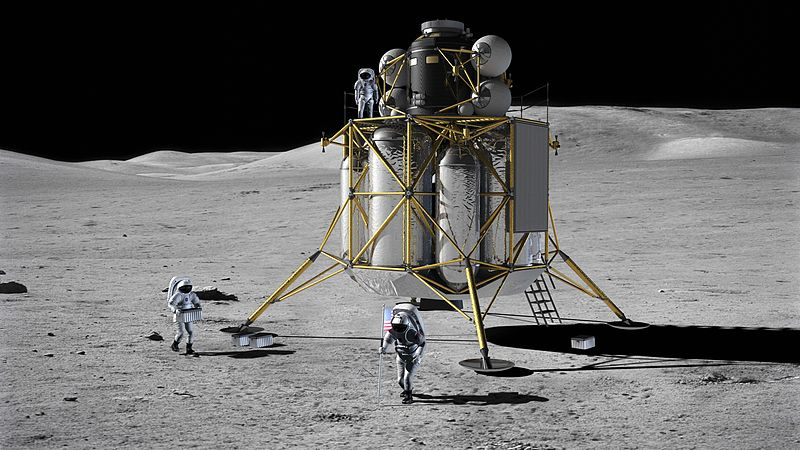 Próxima parada: a Lua