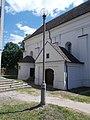 Altreformierte Kirche N, Laternenpfahl, 2021 Hódmezővásárhely.jpg