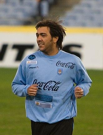 Panionios F.C. - Álvaro Recoba