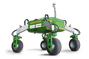 Agricultural robot - Fieldwork Robot