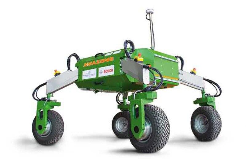 Amazone BoniRob Feldroboter-Entwicklungsprojekt