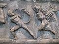 Amazonomachy from the Mausoleum at Halicarnassus-British Museum-4.jpg