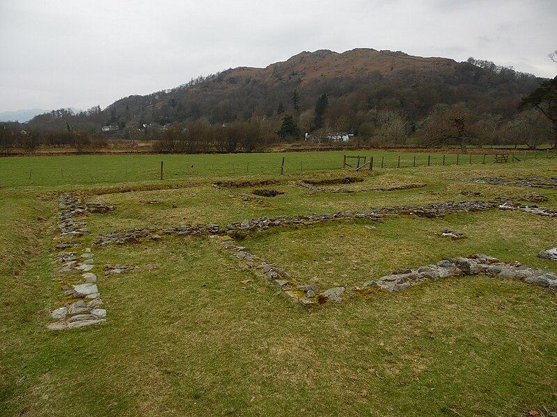 File:Ambleside Roman Fort, Cumbria 29.jpg