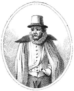 Ambrose Rookwood - Early 19th-century portrait of Rookwood