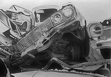 Traffic collision - Wikipedia
