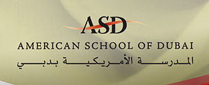 American School of Dubai - Image: American School of Dubai logo