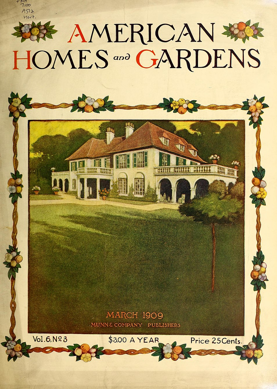 File American Homes And Gardens 1909 18127446946 Jpg
