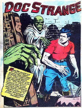 Doc Strange - Image: Americas Best Comics 2203