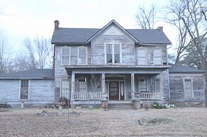 National Register of Historic Places listings in Dallas County, Arkansas