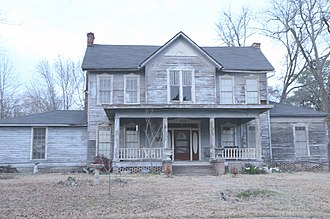 National Register of Historic Places listings in Dallas County, Arkansas - Image: Amis House