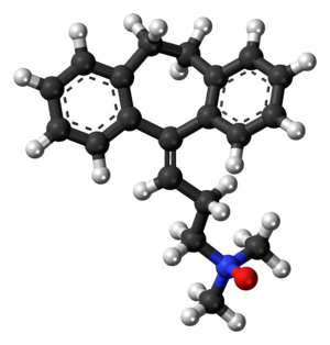 Amitriptylinoxide - Image: Amitriptylinoxide 3D balls