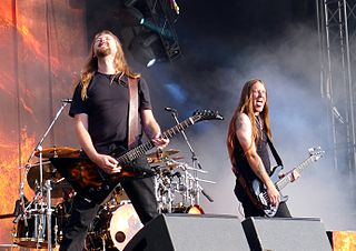 Amon Amarth discography