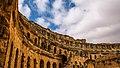 Amphitheater of El Jem - interior view.jpg