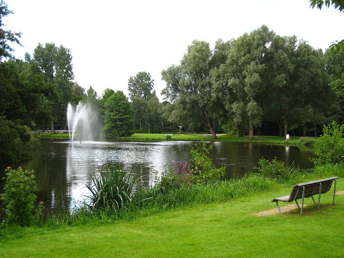 Amstelpark wikipedia for Amsterdam b b centro