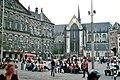 Amsterdam, Nieuwe Kerk and Royal Palace.jpg