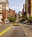 Amsterdam Avenue looking north at Columbia University.jpg
