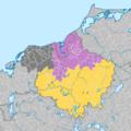 Amtsgerichtsbezirke im Landgerichtsbezirk Rostock vor der Gerichtsstrukturreform.png