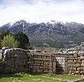 Ancient Greek theatre in Dodona 9.jpg