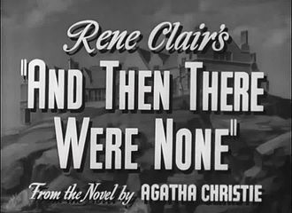 File:And Then There Were None, 1945.webm