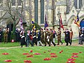Andover - Remembrance Day - geograph.org.uk - 1573512.jpg