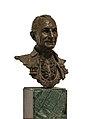 Angel Peralta bronze bust Luis Sanguino Real Maestranza Seville Spain.jpg