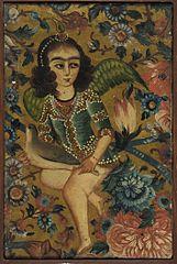 Angel with Bird