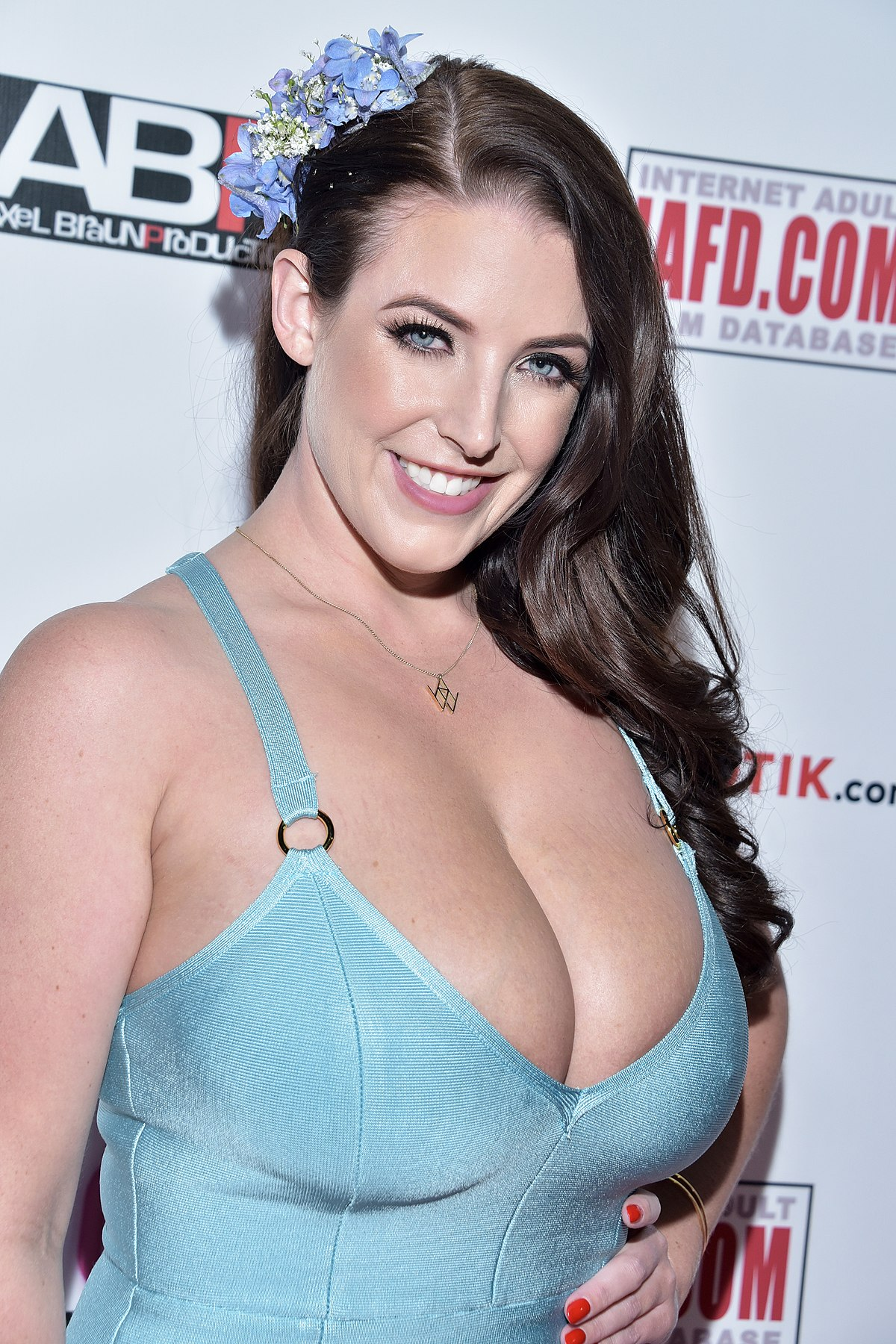Angela white videos