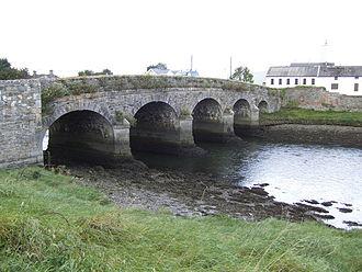 Annagassan - Annagassan bridge